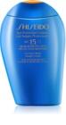 Shiseido Sun Protection молочко для засмаги для шкіри обличчя та тіла SPF 15