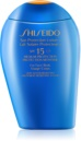 Shiseido Sun Protection lotiune solara pentru fata si corp SPF 15