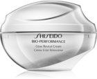 Shiseido Bio-Performance multiaktywny krem przeciwzmarszczkowy dla efektu rozjaśnienia i wygładzenia skóry