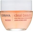 Soraya Ideal Beauty krem rozjaśniający na dzień o działaniu nawilżającym