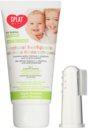 Splat Baby prírodná zubná pasta pre deti s masážnou kefkou