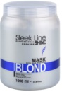Stapiz Sleek Line Blond Mask For Blonde And Gray Hair