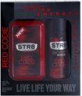 STR8 Red Code zestaw upominkowy II.