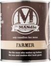 The MANdle Farmer vonná sviečka 425 g