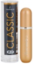 Travalo Classic міні-флакон для парфумів унісекс 5 мл  Gold