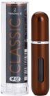 Travalo Classic nachfüllbarer Flakon mit Zerstäuber Unisex 5 ml  Brown