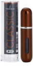 Travalo Classic refillable atomiser Unisex Brown