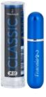 Travalo Classic HD nachfüllbarer Flakon mit Zerstäuber unisex 5 ml  Farbton Blue