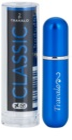 Travalo Classic nachfüllbarer Flakon mit Zerstäuber Unisex 5 ml  Blue