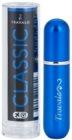 Travalo Classic napełnialny flakon z atomizerem unisex 5 ml  Blue