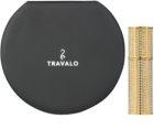 Travalo Divine ψεκαστήρας αρώματος με κρύσταλλα swarovski unisex Gold 5 μλ