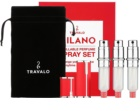 Travalo Milano set cadou I. Red