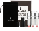 Travalo Milano set cadou III Black