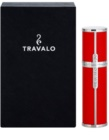 Travalo Milano Refillable Atomiser unisex 5 ml  Red