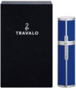 Travalo Milano Refillable Atomiser unisex 5 ml  Blue