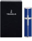 Travalo Milano vaporizador de perfume recarregável unissexo 5 ml  Blue
