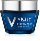 Vichy Liftactiv Supreme нощен крем против бръчки  с лифтинг ефект