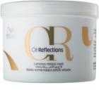 Wella Professionals Oil Reflections vyživující maska pro hladké a zářivé vlasy