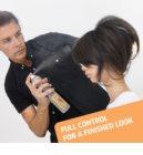 Wella Professionals Eimi Super Set lak za lase ekstra močno utrjevanje