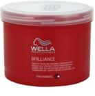 Wella Professionals Brilliance maszk a vékony szálú, festett hajra