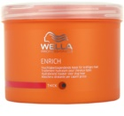 Wella Professionals Enrich Moisturizing And Nourishing Mask For Thick, Coarse And Dry Hair