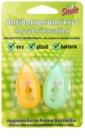 White Pearl Smile tampa antibacteriana para escova de dentes