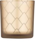 Yankee Candle Modern Pinecone porte-bougie votive en verre