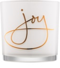 Yankee Candle Magical Christmas porte-bougie votive en verre   Joy
