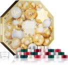 Yankee Candle Holiday Sparkle zestaw upominkowy adventní kalendář I.