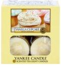 Yankee Candle Vanilla Cupcake lumânare 12 x 9,8 g