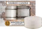 Yankee Candle Winter Glow lumânare 12 x 9,8 g