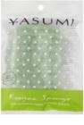 Yasumi Konjak Aloe Vera esponjita suave de limpieza para pieles secas y sensibles