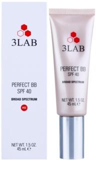 3Lab BB Cream BB крем с хидратиращ и противобръчков ефект SPF 40