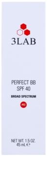3Lab BB Cream BB creme hidratante e antirrugas SPF 40