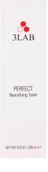 3Lab Cleansers & Toners rozjasňující tonikum s ženšenem