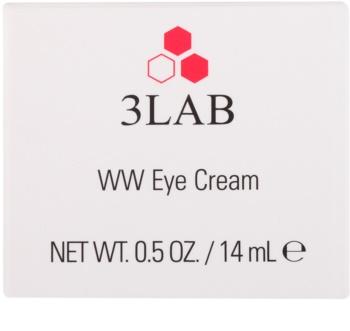 3Lab Eye Care crema para contorno de ojos antiarrugas, antibolsas y antiojeras