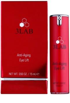 3Lab Eye Care protivráskový rozjasňující oční krém