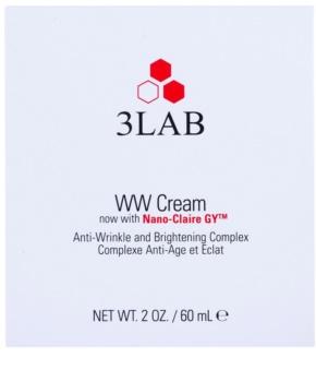 3Lab Gold Standard Collection luxusní protivráskový krém pro normální až suchou pleť