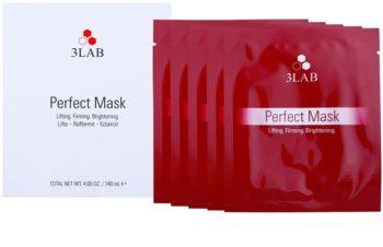3Lab Mask protivrásková regenerační maska pro omlazení pleti