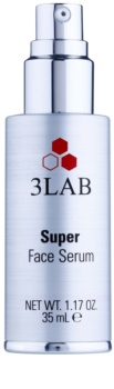 3Lab Platinum Collection hydratační a vyživující sérum pro komplexní protivráskovou ochranu