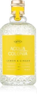 4711 Acqua Colonia Lemon & Ginger Κολώνια unisex 170 μλ