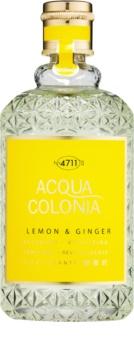 4711 Acqua Colonia Lemon & Ginger eau de cologne unisex 170 ml