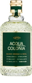 4711 Acqua Colonia Blood Orange & Basil kolínska voda unisex 170 ml