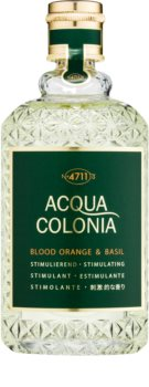 4711 Acqua Colonia Blood Orange & Basil woda kolońska unisex 170 ml