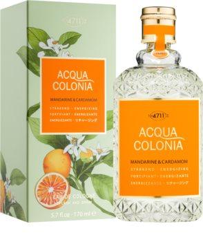 4711 Acqua Colonia Mandarine & Cardamom woda kolońska unisex 170 ml