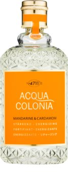 4711 Acqua Colonia Mandarine & Cardamom eau de Cologne mixte 170 ml