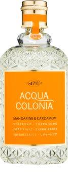 4711 Acqua Colonia Mandarine & Cardamom eau de cologne Unisex