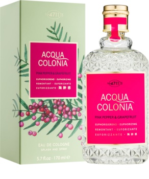 4711 Acqua Colonia Pink Pepper & Grapefruit woda kolońska unisex 170 ml