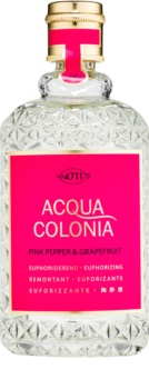 4711 Acqua Colonia Pink Pepper & Grapefruit eau de cologne mixte 170 ml