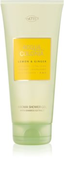 4711 Acqua Colonia Lemon & Ginger Shower Gel unisex 200 ml
